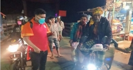 উল্লাপাড়ায় জনসাধারণকে সুরক্ষিত রাখতে ইউপি চেয়ারম্যানের ভিন্ন কৌশল