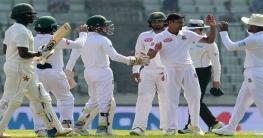 বাংলাদেশ-জিম্বাবুয়ে একমাত্র টেস্টে ইনিংস ব্যবধানে জিতল বাংলাদেশ