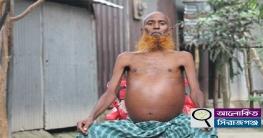 কামারখন্দের ভ্যান চালক ছোলেমানের বেঁচে থাকার আকুতি