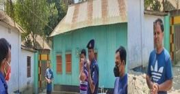 সিরাজগঞ্জে হোম কোয়ারেন্টাইন না মানায় ইতালি প্রবাসীর অর্থদন্ড