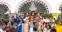 বেলকুচিতে শীমৎ কান্তিবন্ধু ব্রহ্মচারী মহারাজ মন্দিরের উদ্বোধন