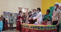 রায়গঞ্জে বঙ্গবন্ধুর জন্মবার্ষিকী অনুষ্ঠানে বিন্দুর কৃতিত্ব অর্জন