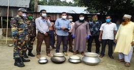 সিরাজগঞ্জে ভেজাল দুধ ব্যবসায়ীকে অর্ধলাখ টাকা জরিমানা
