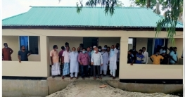 মুক্তিযোদ্ধা সংসদ কার্যালয় পরিদর্শনে জেলা পরিষদ চেয়ারম্যান