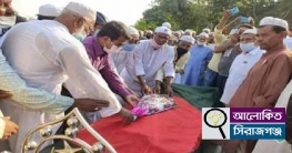 উল্লাপাড়ায় ৩ মুক্তিযোদ্ধার মৃত্যু, শোকাহত আ`লীগ সংগঠন