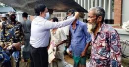 সিরাজগঞ্জে স্বাস্থ্যবিধি না মানায় ৩১ জনকে জরিমানা