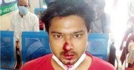 উল্লাপাড়ায় ইউনিয়ন ছাত্রলীগের সভাপতি সন্ত্রাসী হামলায় আহত