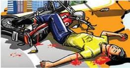 সলঙ্গায় কাভার্ডভ্যান চাপায় মোটরসাইকেল আরোহীর মৃত্যু