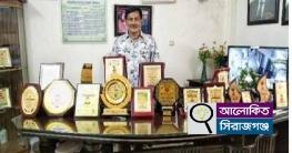 উল্লাপাড়ায় পদক প্রাপ্তির শীর্ষে ইউপি চেয়ারম্যান ইঞ্জি: শওকত