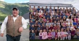 ২৭ স্ত্রী, ১৫০ সন্তানের বাবা ৬৪ বছর বয়সী এক বৃদ্ধ