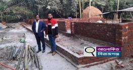 উল্লাপাড়ায় মুজিববর্ষে ঘর পাবে আরও ৪২ টি অসহায় দুস্থ পরিবার