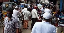 করোনা রোধে সিরাজগঞ্জের দোকান ও মার্কেট আজ থেকে ফের বন্ধ