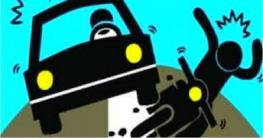 কামারখন্দে মােইক্রোবাসের ধাক্কায় মোটরসাইকেল চালক নিহত