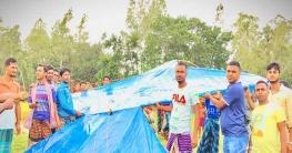 উল্লাপাড়ায় ঈদ আনন্দ এবার ঘুড়ি উৎসবে