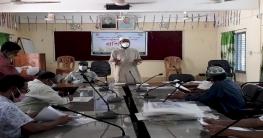 উল্লাপাড়ায় উন্নত প্রযুক্তিতে মাছ চাষ বিষয়ক প্রশিক্ষণ শুরু