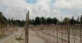 স্বাস্থ্যবিধি মেনে বৃহপতিবার হতে বসবে সলঙ্গার পশুর হাট