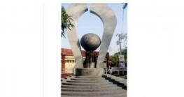 উল্লাপাড়ায় কানসোনা গ্রামে নির্মাণ হচ্ছে মুক্তিযুদ্ধ স্মৃতিস্তম্ভ