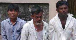উল্লাপাড়ায় ৩ পকেট মারের কারাদন্ড