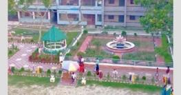 বেলকুচি উপজেলা চত্বরে ভ্রমন পিয়াসিদের ভিড়