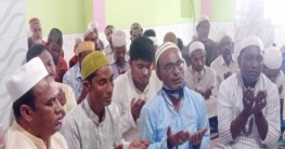 মোহাম্মদ নাসিম স্মরণে কাজিপুরে ৩৫৭ মসজিদে দোয়া