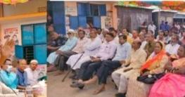 উল্লাপাড়ার মোহনপুরে নির্বাচনী মতবিনিময় সভা