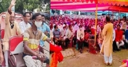 উল্লাপাড়ায় তানাভীর ইমাম এমপির চা'র আড্ডায় জনতার ঢল